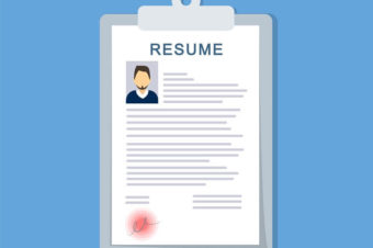 Creating a great Resume or CV