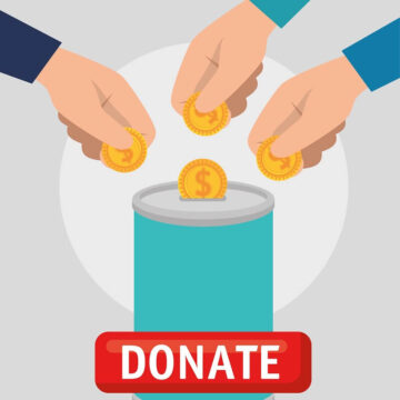 Tax deductible charity donations for U.S. tax payers